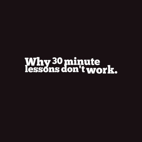 quotes-Why-30-minute-lesson