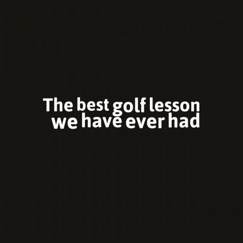 quotes-The-best-golf-lesson